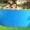 Бассейн каркасный бортовой диаметр 3.4м высота борта 1.25м #1249230