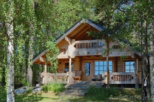Строим деревянные дома, бани в Пензе - Изображение #1, Объявление #1091353