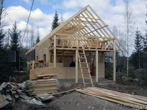 В городе Пенза строим каркасные дома под ключ - Изображение #3, Объявление #1227123