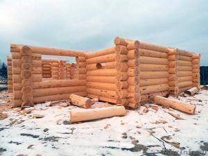 Строительство дома из бревна или бруса в Пензе - Изображение #3, Объявление #1545869