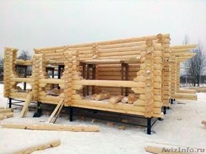 Строительство дома из бревна или бруса в Пензе - Изображение #1, Объявление #1545869