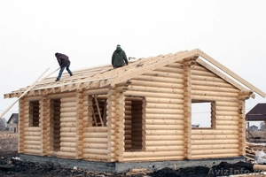 Строительство дома из бревна или бруса в Пензе - Изображение #5, Объявление #1545869