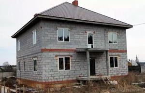 Строительство домов из пеноблоков под ключ проекты и цены в Пензе - Изображение #1, Объявление #1559612