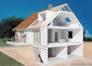 Проекты домов из пеноблоков и строительство в Пензе - Изображение #5, Объявление #1582048