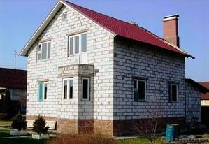 Проекты домов из пеноблоков и строительство в Пензе - Изображение #3, Объявление #1582048