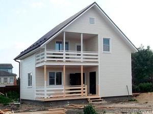 Быстровозводимые каркасные дома под ключ строительство в Пензе - Изображение #1, Объявление #1594236