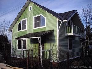 Быстровозводимые каркасные дома под ключ строительство в Пензе - Изображение #4, Объявление #1594236