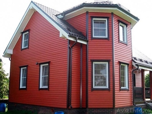 Отделка дома сайдингом Пенза и Пензенская область - Изображение #1, Объявление #1592099