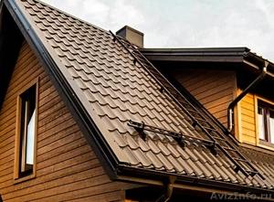 Монтаж крыши Пенза и пригород под ключ - Изображение #1, Объявление #1593233