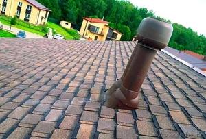 Монтаж гибкой черепицы, строительство крыш в Пензе - Изображение #4, Объявление #1597432