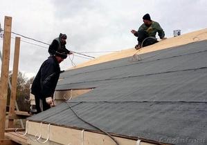 Монтаж гибкой черепицы, строительство крыш в Пензе - Изображение #5, Объявление #1597432