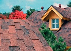 Монтаж гибкой черепицы, строительство крыш в Пензе - Изображение #6, Объявление #1597432