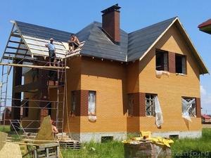 Монтаж гибкой черепицы, строительство крыш в Пензе - Изображение #1, Объявление #1597432