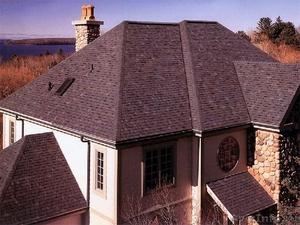 Монтаж гибкой черепицы, строительство крыш в Пензе - Изображение #3, Объявление #1597432