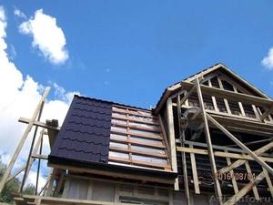Ремонт крыши частного дома в Пензе, переделка мансарды - Изображение #1, Объявление #1614034