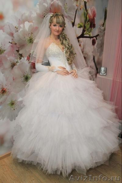 Свадебное платье продаю в Пензе, продам, куплю, одежда в Пензе, penza
