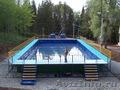 Сборно-разборный бассейн ОСВОД-1