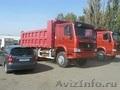 Продажа Самосвалов  Хово,  Howo в Омске  6х4,  25 тонн ,  2300000 руб.