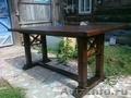 Добротная мебель из натурального дерева