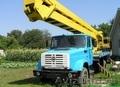 Услуги Автовышки АГП 22 метра