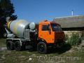 Продам  КАМАЗ  автобетоносмеситель (миксер) 2002г