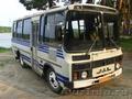 Пассажирские перевозки на автобусе ПАЗ-3205 \\\