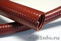 Ассенизаторский шланг из ПВХ для вакуумных машин «Агро Эластик»