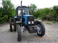 узкие диски и резина для белорусских тракторов