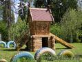Детские площадки из натурального дерева. Игровые комплексы. - Изображение #6, Объявление #1250118