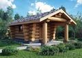 Настоящие рубленые бани в Пензе, беседки из дерева - Изображение #8, Объявление #1267551