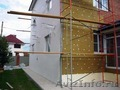 Штукатурим фасады с утеплением в городе Пенза