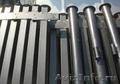 Столбы для ограждений металлические