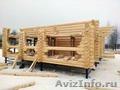 Строительство дома из бревна или бруса в Пензе